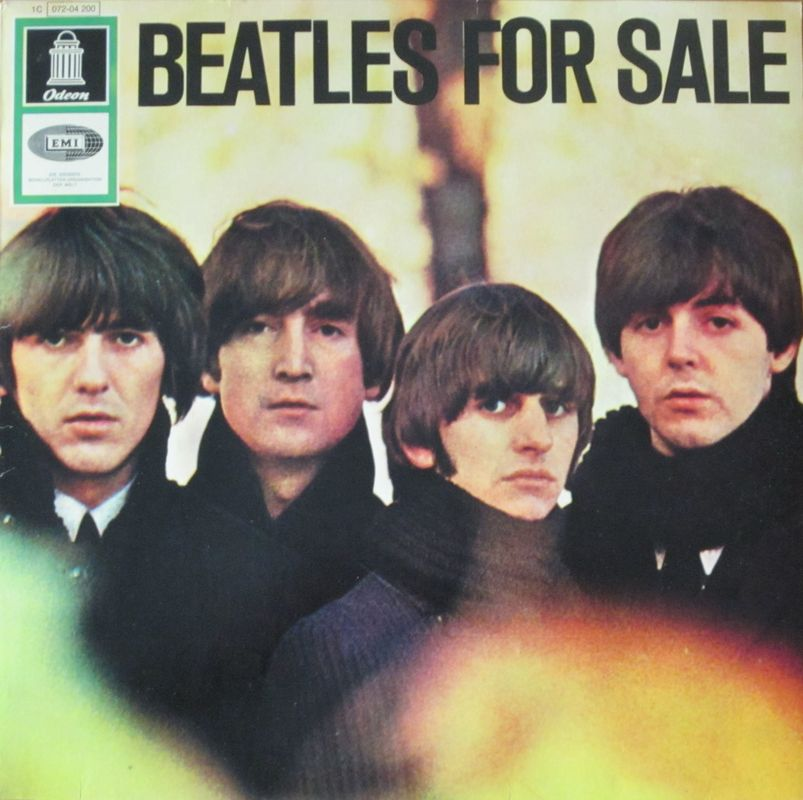The-Beatles-Beatles-For-Sale-RE-Green-Label-EMI-Odeon-LP-072-04-200-EEC-1981
