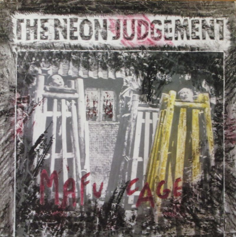 The-Neon-Judgement-Mafu-Cage-Animalized-Vinyl-LP-Schallplatte-Germany-1986